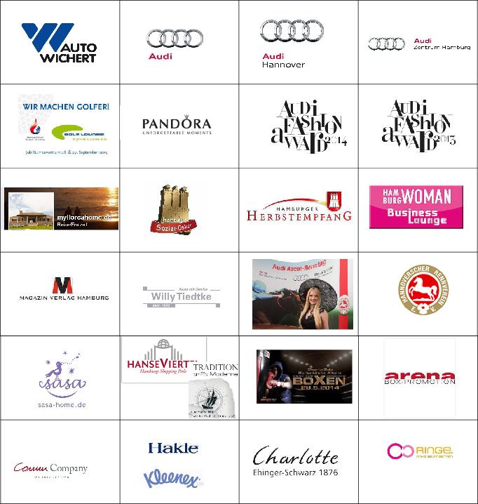 Übersicht Logos2015