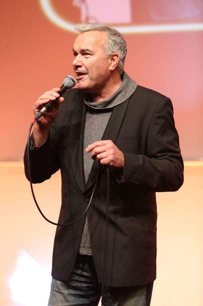 Soul-Sänger Stefan Gwildis