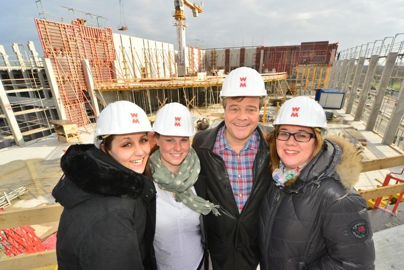 Sabrina Büchel, Lena Müthel, Bernd Glathe, Claudia Schulz