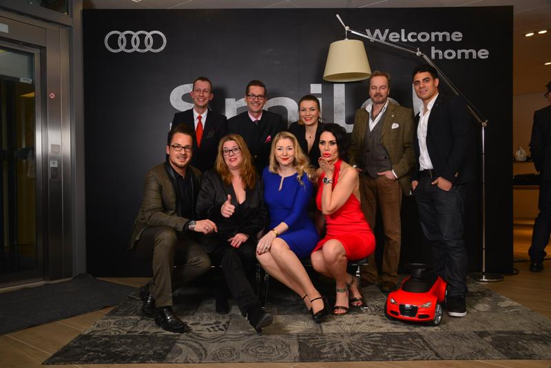 Audi terminal Eröffnung bei Auto Wichert _ Hamburg 2015