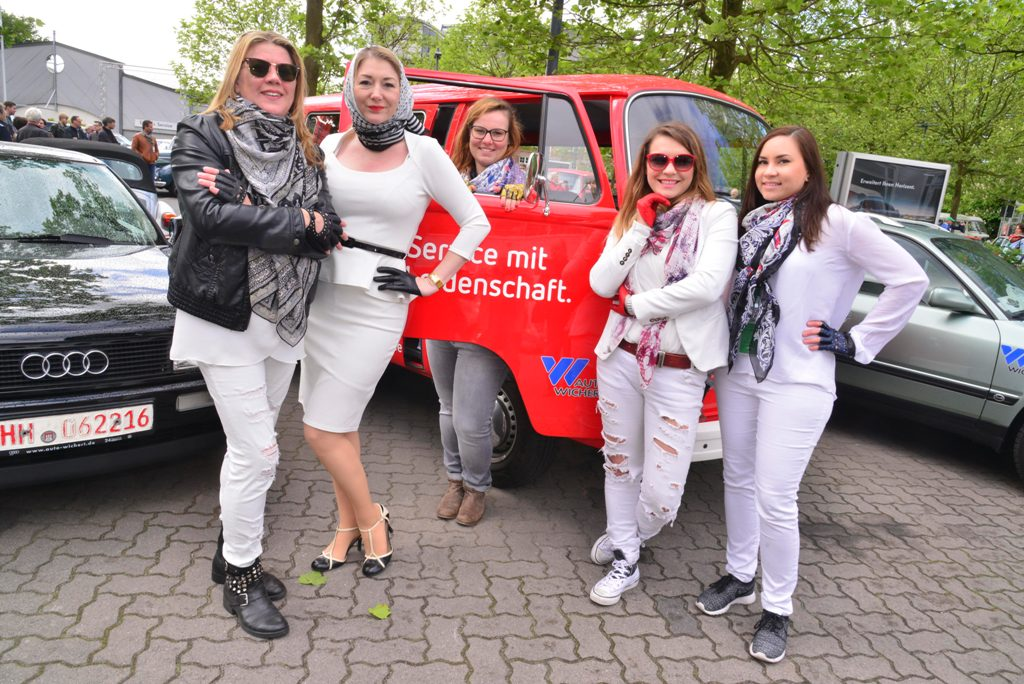 Auto Wichert Classic 2015 _ Claudia Schulz PR _ LadiesTeam