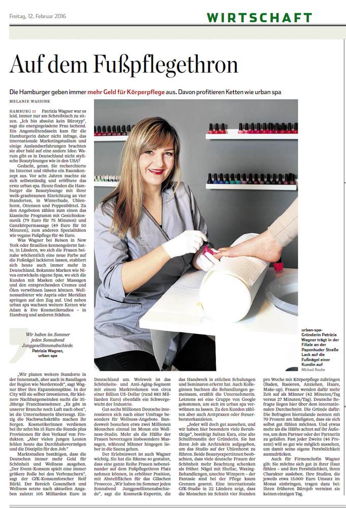 Hamburger Abendblatt _ 12.02.2016