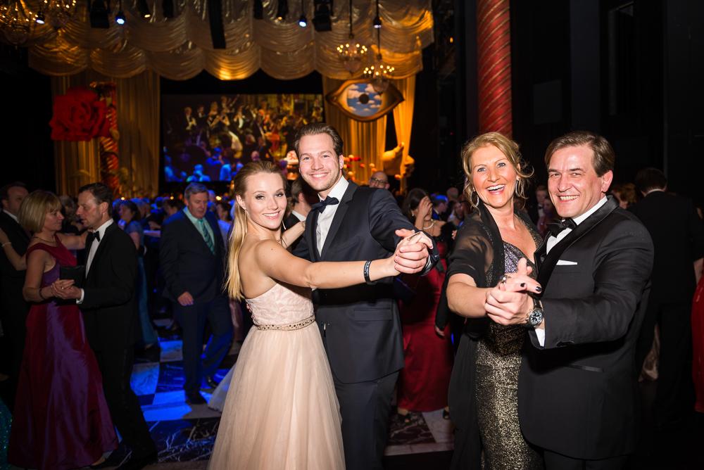 Opernball Hannover : Wie im Traum
