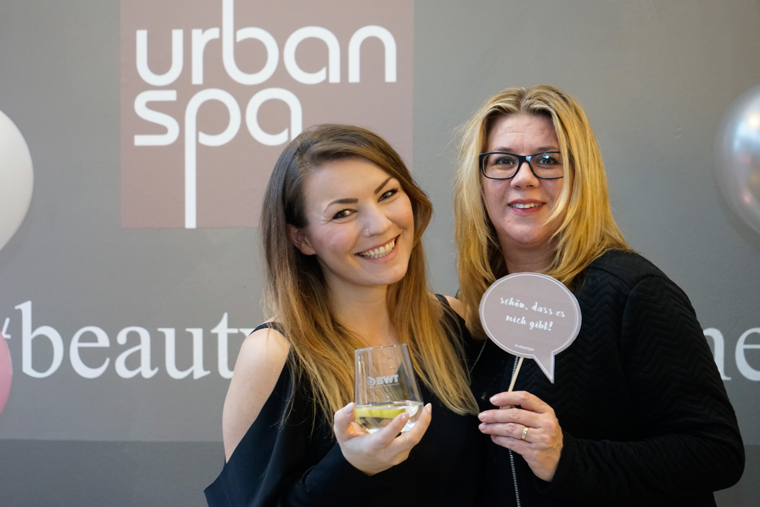 urban spa : hamburg : blogger event