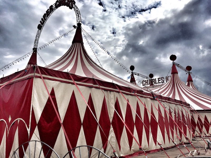 Zirkus Charles Knie in Hamburg