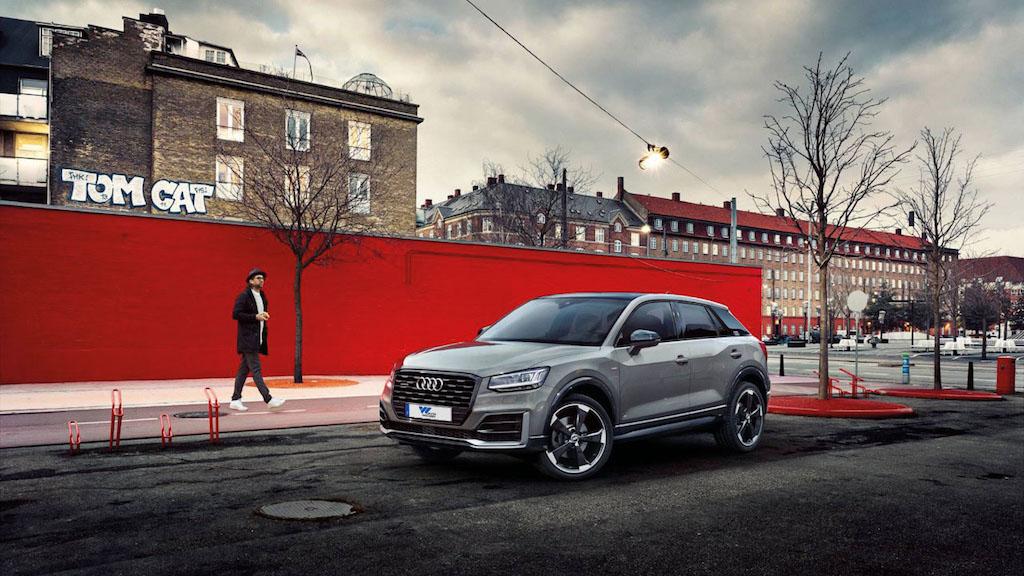 Audi Q2 meets Fashion : Auto Wichert
