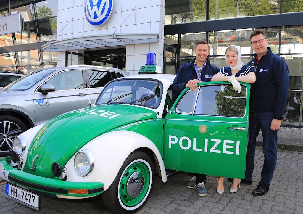 Original Polizei-Käfer | Auto Wichert-Classic Car (c) Heiko Wessling