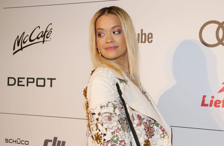Live in Concert : Rita Ora : Channel Aid : Elbphilharmonie Hamburg