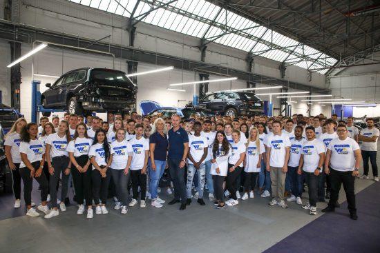 Auto Wichert begrüßt 78 neue Azubis