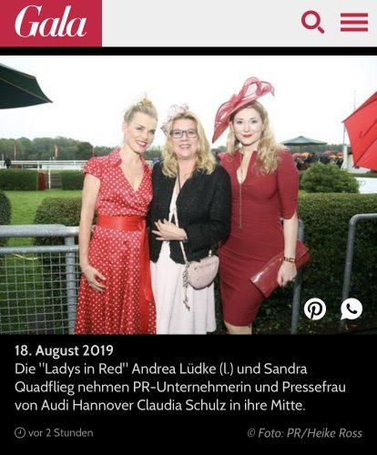 Audi Ascot Renntag 2019 : Hannover