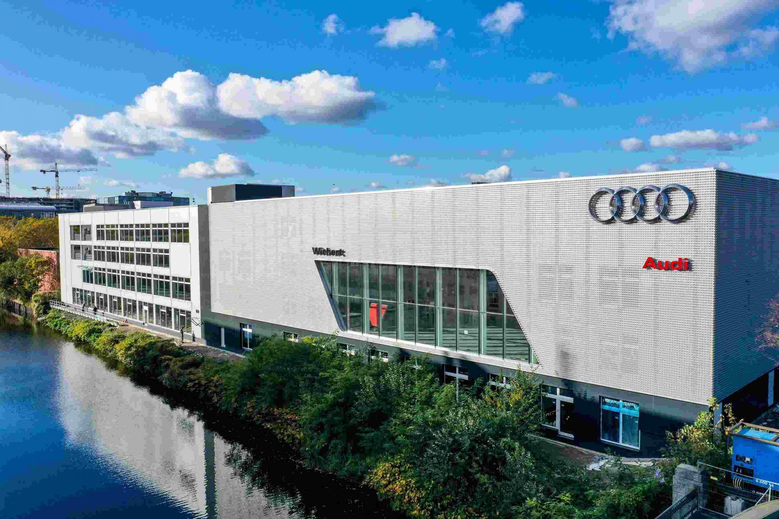 Auto Wichert Audi terminal