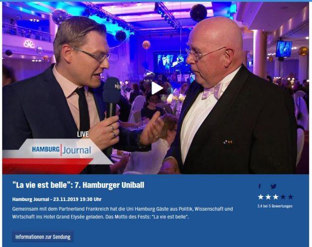 Uni Ball Hamburg 2019