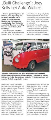 Berichterstattung Hamburger Abendblatt