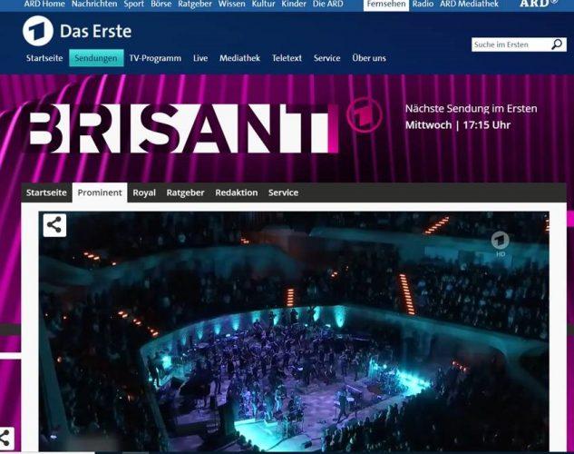 NDR ARD Brisant