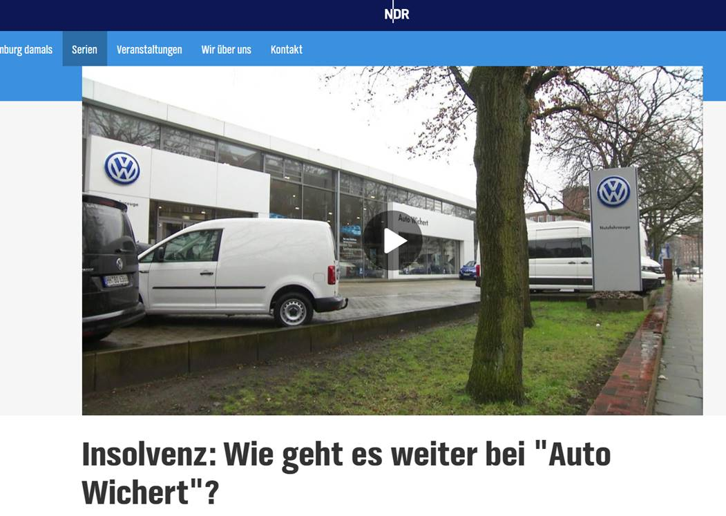 NDR || Auto Wichert