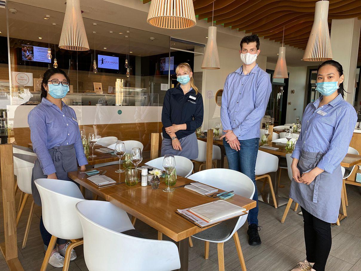 StrandGut Resort: Der Lifestyle-Pionier an der Nordsee begrüßt neue Azubis und setzt auf Verstärkung aus Vietnam